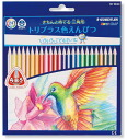 Color pencils STAEDTLER Noris Club try plus 24 color set