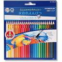 24 colors of Staedtler Norris club picture in watercolors colored pencil sets