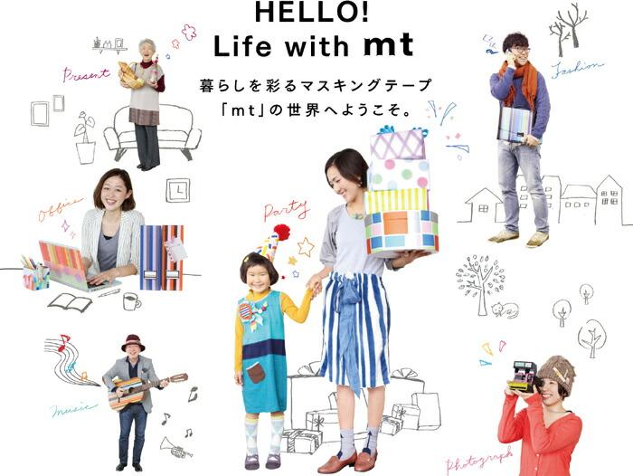 mt(マスキングテープ)