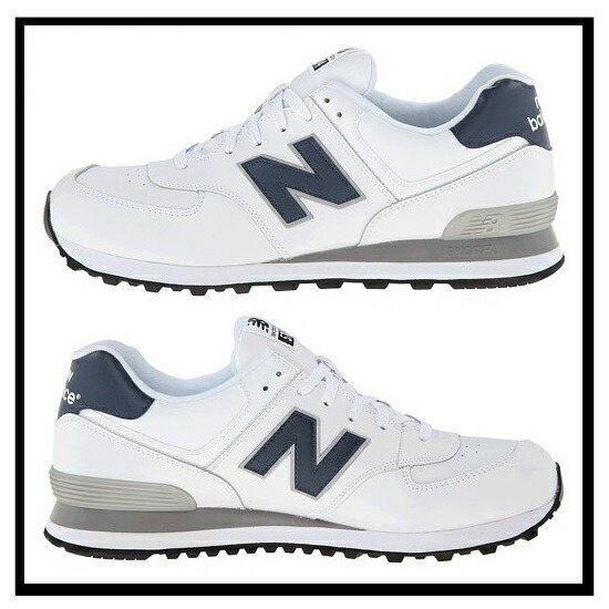 new balance leather 574 Color