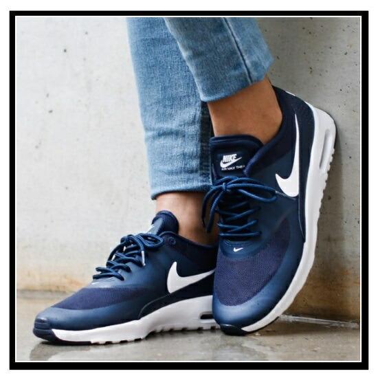 Nike Air Max Thea Womens Navy