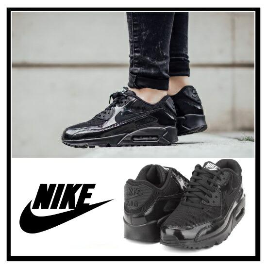 black womens air max 90