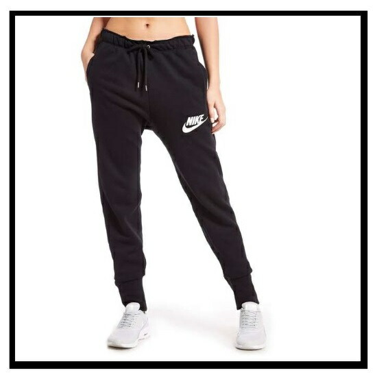 Wonderful Drawcord At Waist Provides An Adjustable Fit Side Pockets Offer Storage Screen Printed Graphic At Left Hip 82% Cotton18% Polyester Imported This Product Is Related To Clothing, Casual, Fleece Pants, Womens, Nike, Nike Archive Jogger