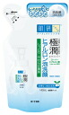Rohto medicine skin research ( ハダラボ ) gokujun hyaluronic foaming facial wash ( refill) 140 ml fs3gm