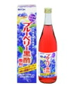 Ito made herbal medicine Blueberry vinegar drink 720 ml