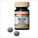 Iron 50 mg 90 tablets < iron >