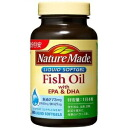 FishOil nature made fish oil (fish oil) with EPA &DHA family size 240 grain (60,-) fs3gm