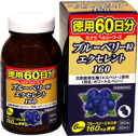 Blueberry grain excellent 160 value pack 60 days: 250 mg x 360 grain * order products fs3gm