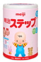 Meiji dairies follow-up milk step 820 g fs04gm