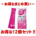 1 Week also I dust moisture collagen C 70 g jelly ( 10 g × 7 Book ) × 12 box fs3gm
