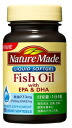 Nature made FishOil (fish oil) with EPA &DHA 120 tablets (30 minutes) fs3gm