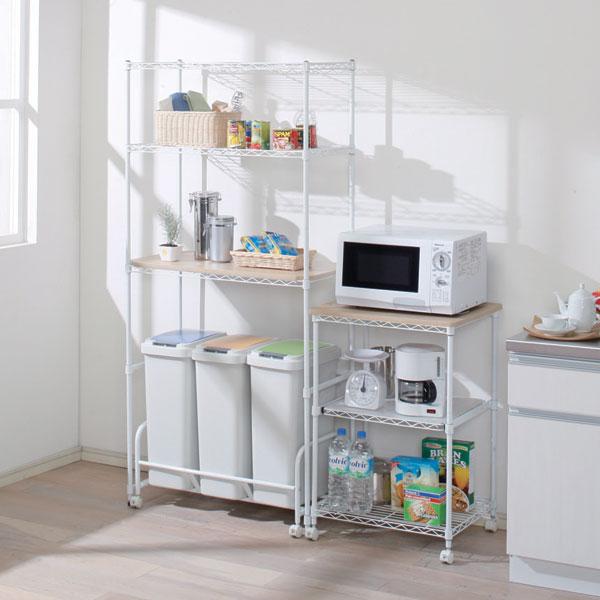 IKEAで作るキッチンの収納術 ...