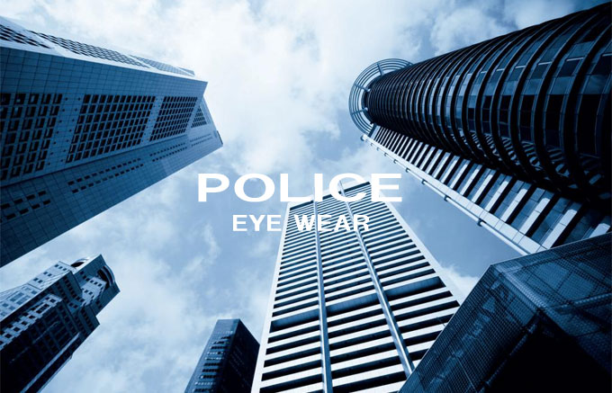 POLICE �ڥݥꥹ�ۥե졼��