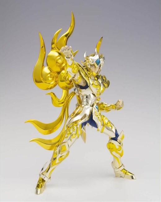 聖闘士聖衣神話EX レオアイオリア(神聖衣)