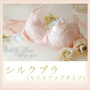 SALE! Silk bra lift up ケミカルフラワー fs3gm