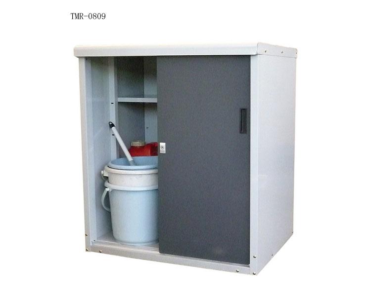 タカヤマ スチール製小型物置 TMR-0809
