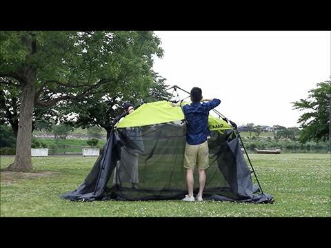 QICKCAMP(クイックキャンプ)動画サムネイル4