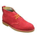 Go to the 4E breadth; and desert boots, HN139H (red velour) of the size