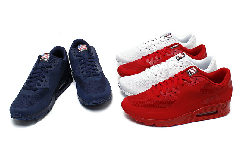 NIKE AIR MAX 90 HYP QS【INDEPENDENCE DAY】です。「アメリカ」の