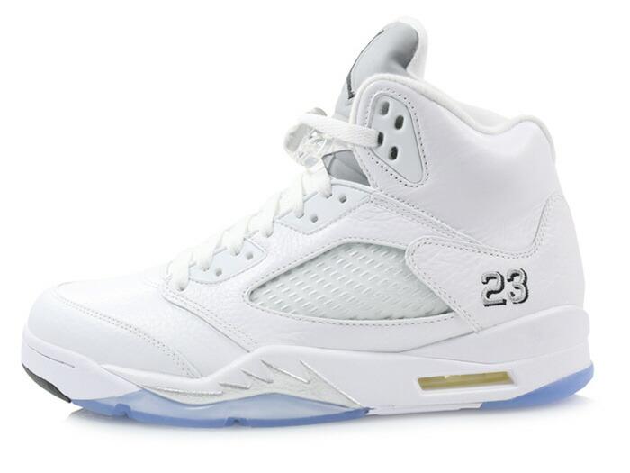 エアジョーダン5 ホワイト