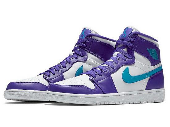 エアジョーダン 紫
