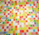 It is with super water-repellent furoshiki flow 96cm Some Asakura cloth waterproofing furoshiki bath floor