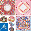 It is with small furoshiki shortcake chocolate cake cookie BOX, chocolate BOX cotton small furoshiki bath floor