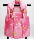 被布 coat age 3 / 753 pink blur Kozakura 15 kimono girls