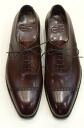 Crockett & Jones Handgrade Belgrave Brown:: Crockett & Jones Belgrave hand grade (tea)