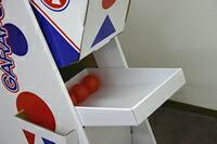 イベントグッズ/抽選用品/ジャンボガラガラ[ガラポン]福引抽選機[抽選器]B ボール紙製