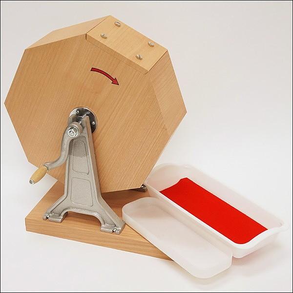 イベントグッズ/抽選用品/低価格タイプ木製ガラポン[ガラガラ]福引抽選器 1000球用