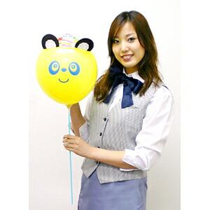 イベントグッズ/風船/スマイリーキャップバルーン
