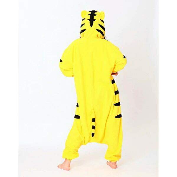 イベントグッズ/顔出し着ぐるみ/顔出し着ぐるみパジャマ トラ