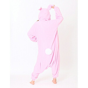 イベントグッズ/顔出し着ぐるみ/顔出し着ぐるみパジャマ ウサギ