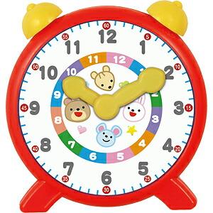 3歳児の生活習慣教育「本と、とけいセット」