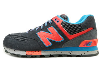 new balance 574 grey and pink