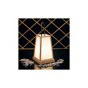 ●!The bare ground lamp with a paper shade brocade series