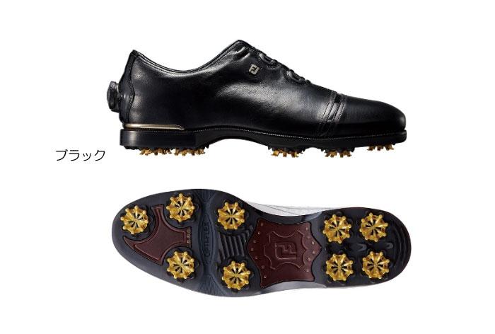 Footjoy fj icon black boa
