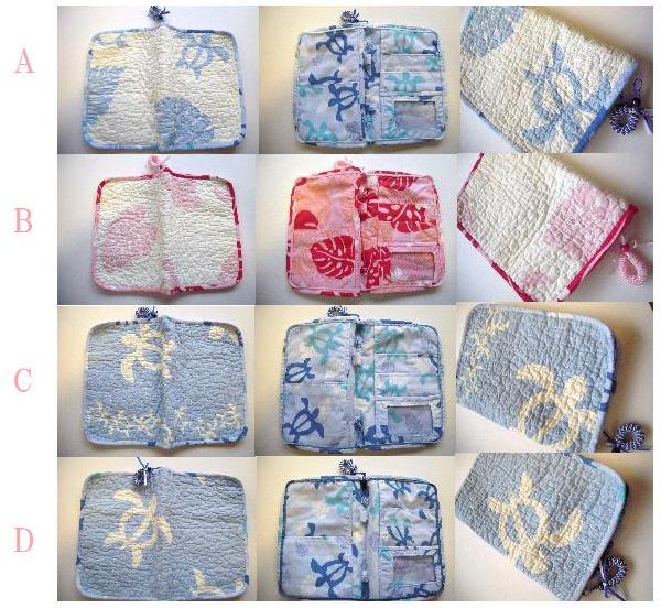 手工制作的夏威夷妇幼保健手册例,护照例.