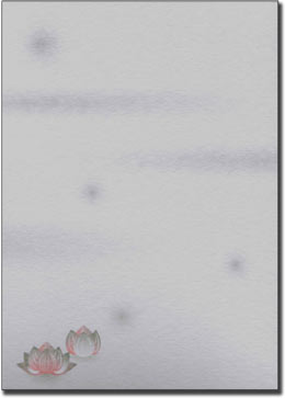 紙素材カード電報「凌雲」
