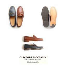 OLD PORT MOCCASIN,オールドポートモカシン,explorer