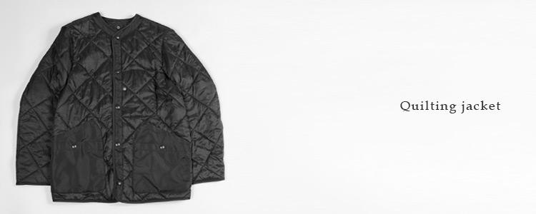 キルティングジャケット アウター Explorer エクスプローラー 通販 通信販売