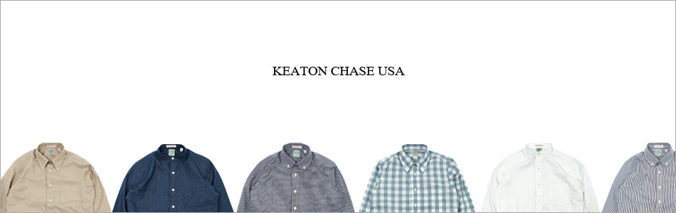 KEATON CHASE USA,キートンチェイスUSA,2016春夏新作,通販