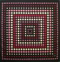 "Black wrapping oversized Sibilla cotton 二四 width furoshiki BALDOSA ( バルドサ ) (97 cm) ""no box"" made in Japan 10P04Aug13"