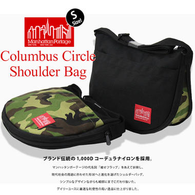 Manhattan Portage �ޥ�ϥå���ݡ��ơ��� Columbus Circle Shoulder Bag �����֥� �������� �������� �Хå�