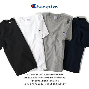 Champion �����ԥ��� REVERSE WEAVE ��С����������� Ⱦµ T�����