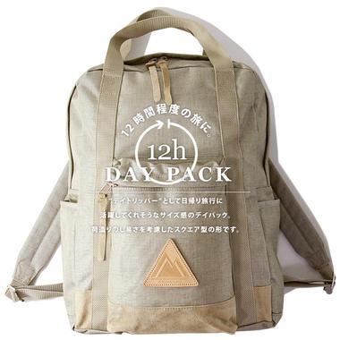 ANONYM CRAFTSMAN DESIGN ���Υ˥९��եĥޥ�ǥ����� 12H DAY PACK 12h �ǥ��ѥå�