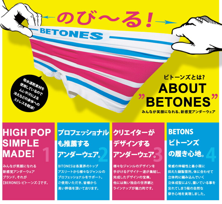 BETONES(�ӥȡ���)