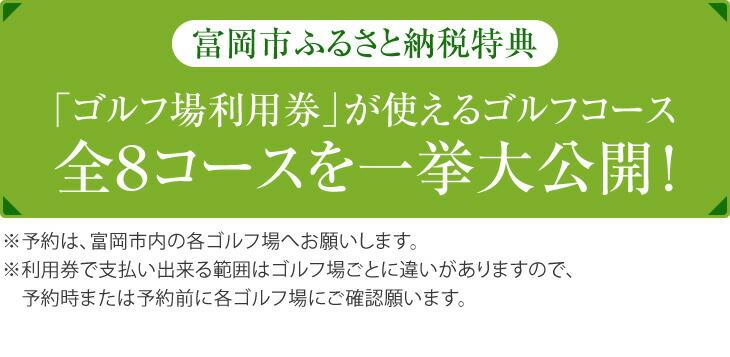 群馬県富岡市のふるさと納税