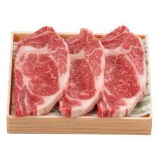 熊本和牛あか牛ロースステーキ
